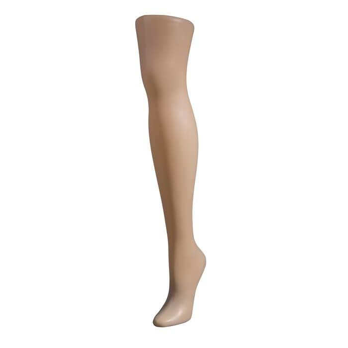 Free Standing Female Mannequin Leg For Hosiery Display Subastral